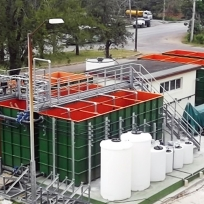 4 - Waste Water Plant